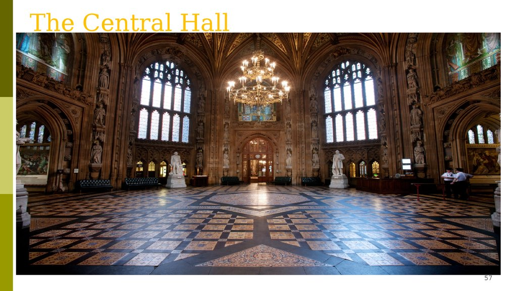 The Central Hall