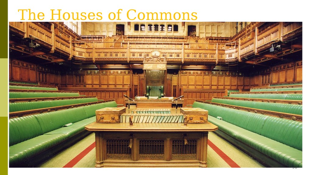 The Houses of Commons