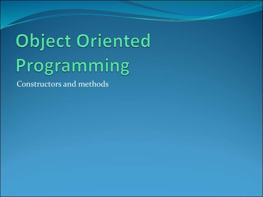 """pitfalls of object oriented programming Object oriented programming: it is also programming paradigm, which is an approach to problem solution where all computations are carried out using """"objects"""" the object is a component of a."""