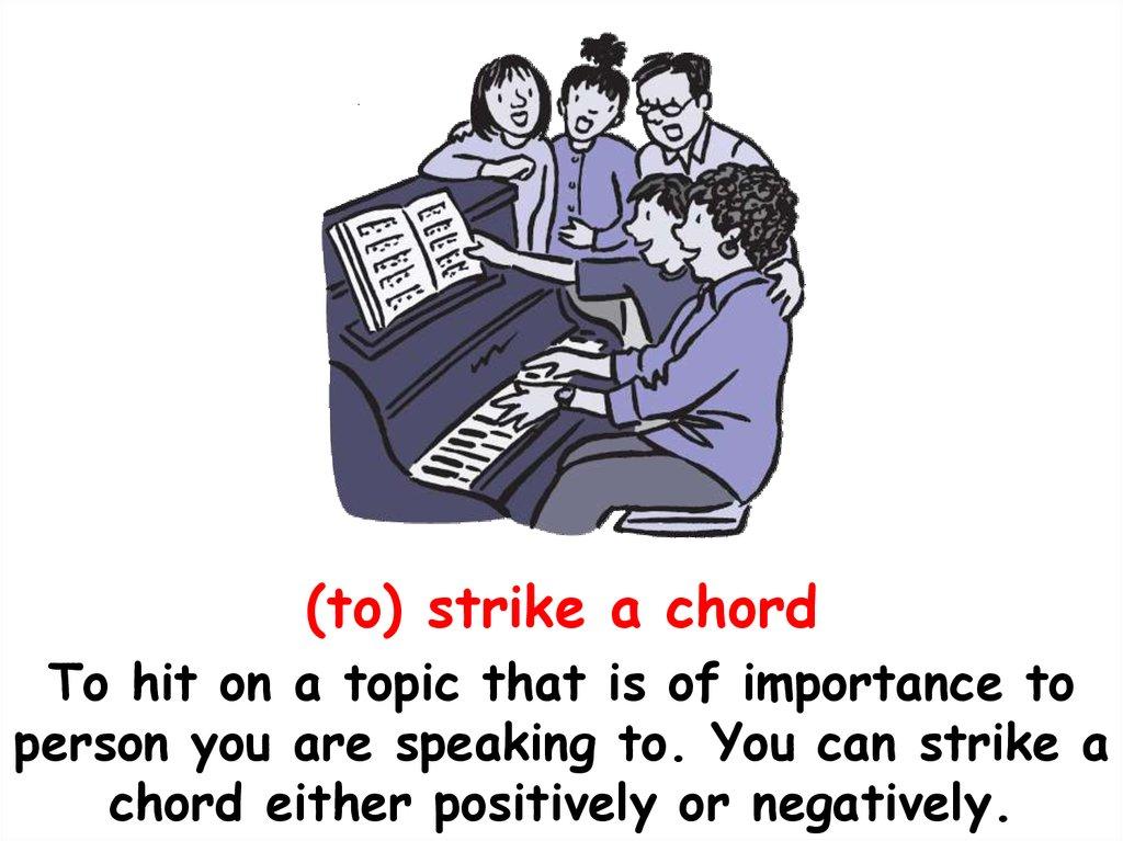 Music Idioms 1 Online Presentation