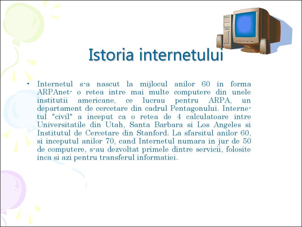 istoria internetului dating)