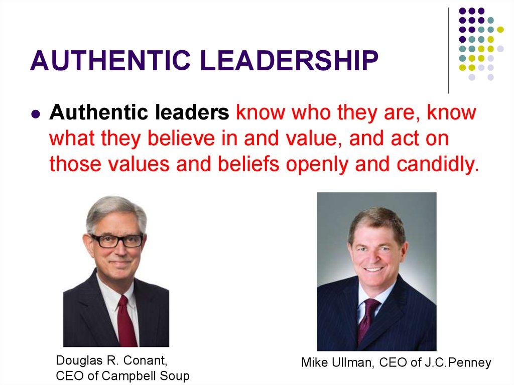 Leadership Online Presentation