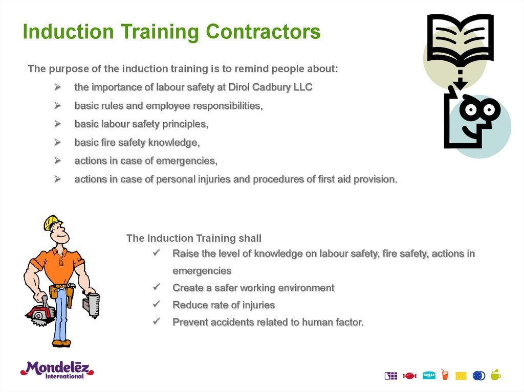 Induction Training Contractors