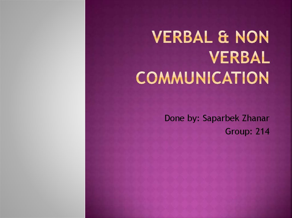 "an analysis of the nonverbal communication let me hear your body talk Nonverbal communication reading body language and improving your nonverbal skills while the key to success in both personal and professional relationships lies in your ability to communicate well, it's not the words that you use but your nonverbal cues or ""body language"" that speak the loudest."