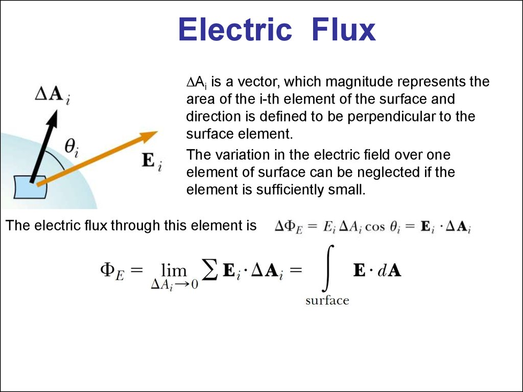 Electric Forces - online presentation