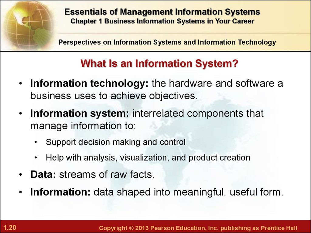 how are information systems transforming business and what is their relationship to globalization Question 1: how are information systems transforming business and what is their relationship to globalization give examples to illustrate your answer question 2: how do enterprise.