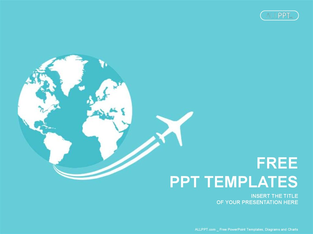 ppt templates insert the title of your presentation here allpptcom _ free powerpoint templates diagrams and charts