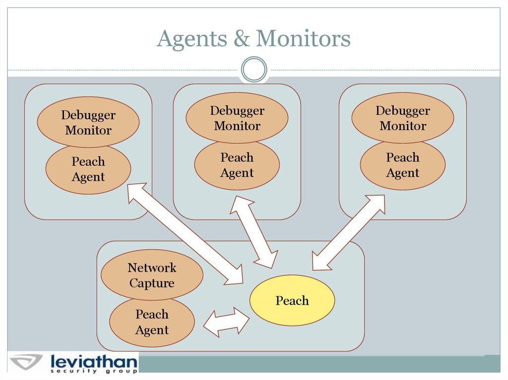 Agents & Monitors