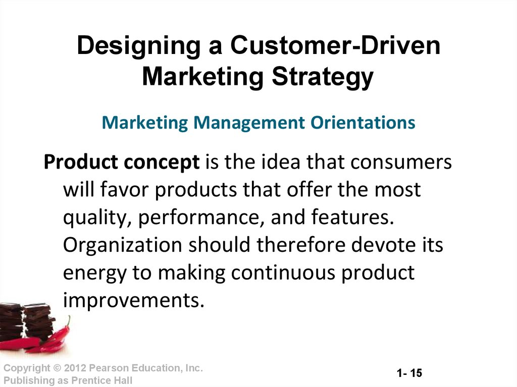 consumer driven marketing strategy The 15th annual 2018 consumer goods sales & marketing summit will confront the consumer-driven to explore strategies for making impactful consumer.
