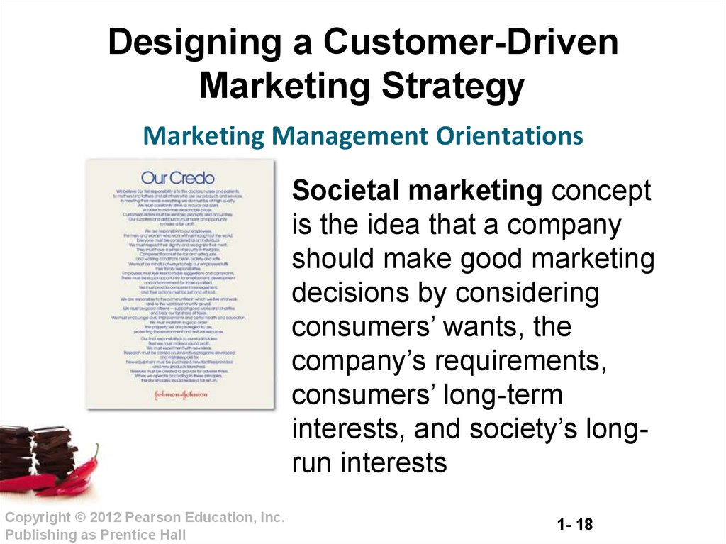 summary chapter 7 customer driven marketing strategy Chapter 7 customer-driven marketing strategy: creating value for target customers 205 72 these days, staples really is riding the easy button but only five years ago, things weren't so easy for the office.