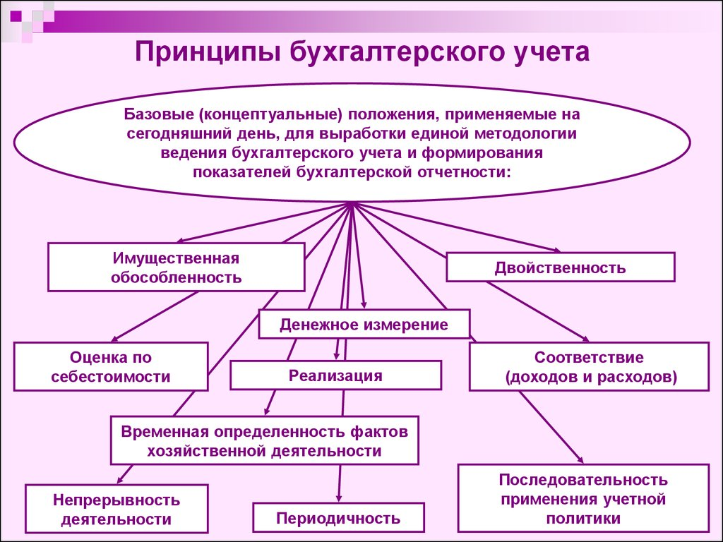 системы бухгалтерского учета шпаргалка единство