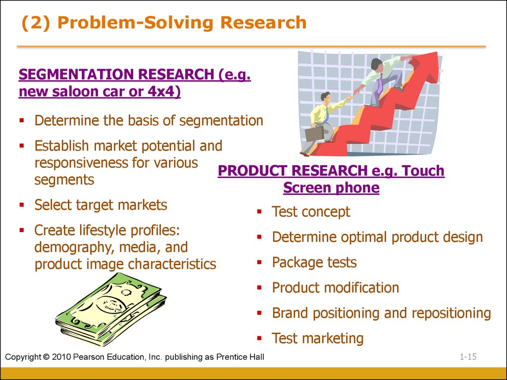 (2) Problem-Solving Research