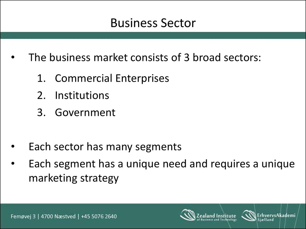 Business Sector