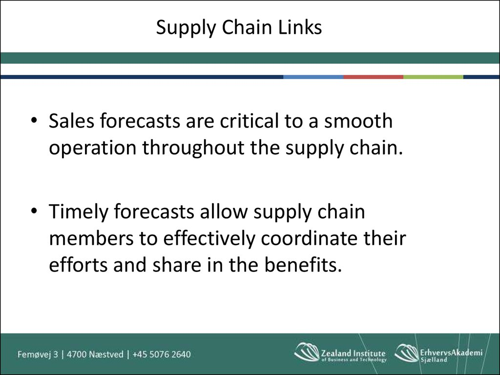 Supply Chain Links