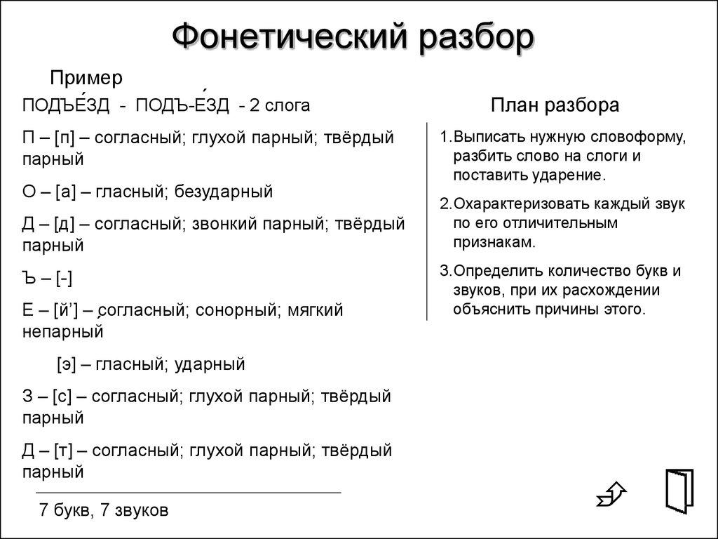 класс фонетический по 312 решебник языку русскому номер разбор 5