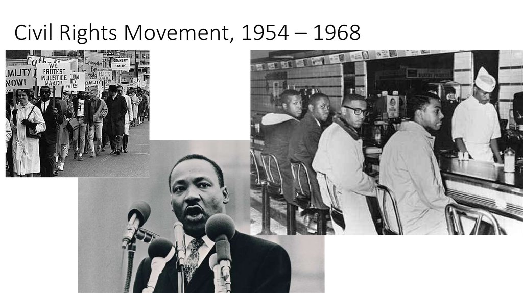 the civil rights movement concerning african americans
