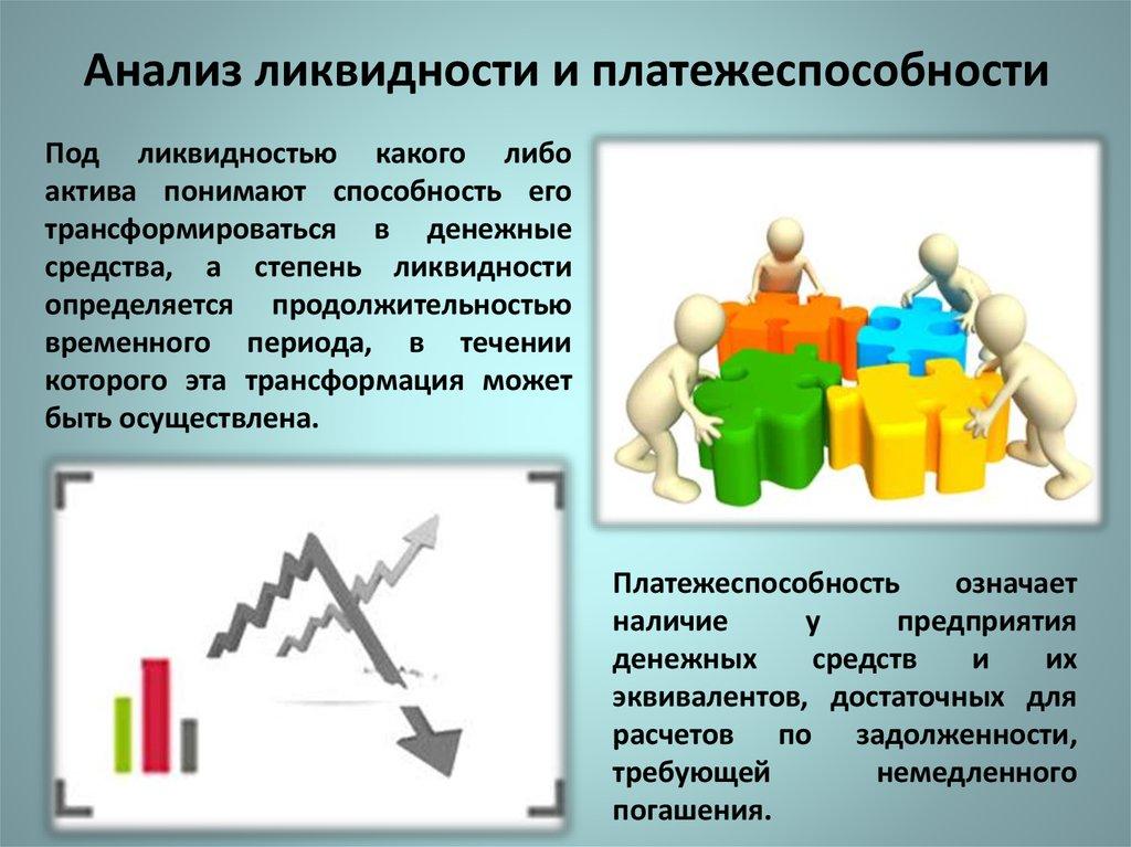 И шпаргалка ликвидности платежеспособности анализ