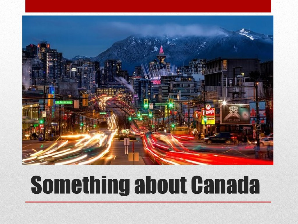 Canadian Traditions Online Presentation - Canadian traditions