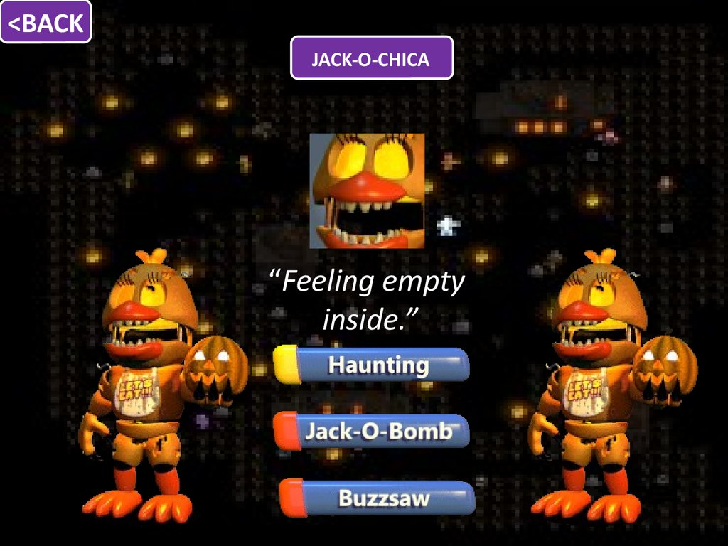 This is a fan-made game  The original game was made by Scott Cawthon