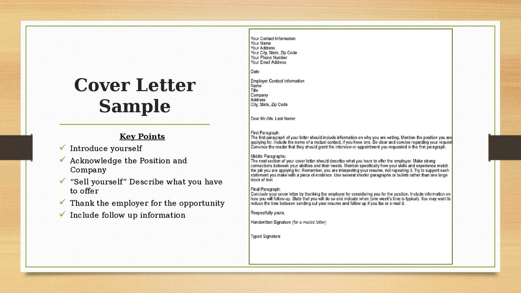 slide-2 Sample Follow Up Letter On Job Application on for server, for dispatch rider, for record centre, for students, for teaching, to write, nurse cover,