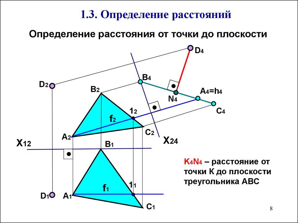 Начертательная геометрия решение метрических задач бесплатные решения задач на паскале