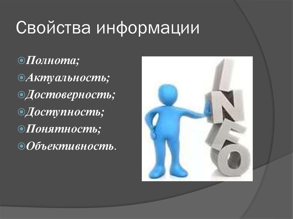 информация виды и свойства картинки вот про