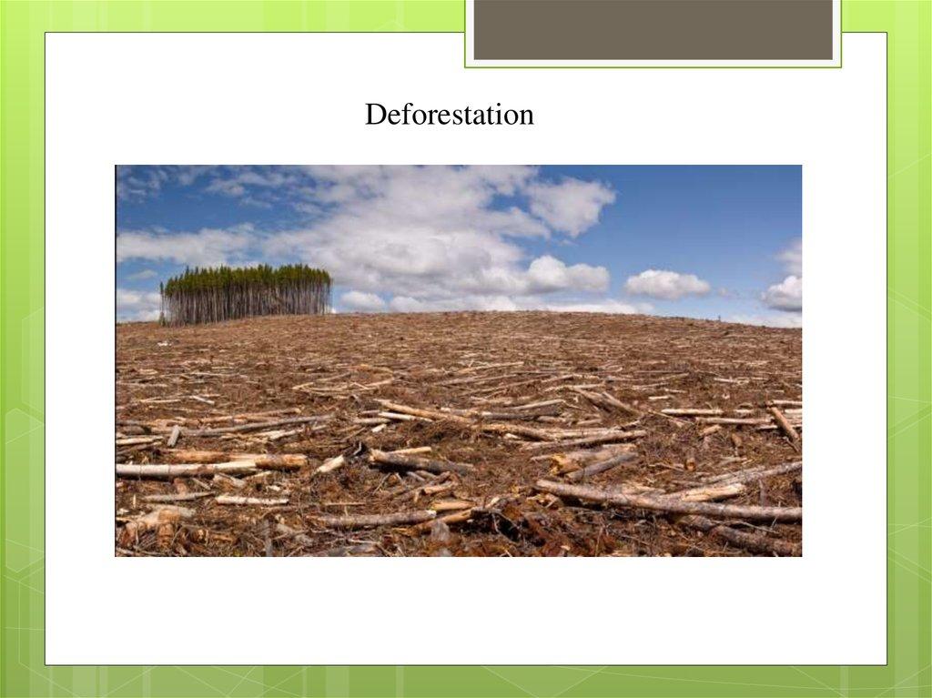 natural resource depletion