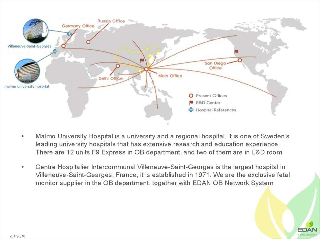 Edan Fetal Monitoring - презентация онлайн