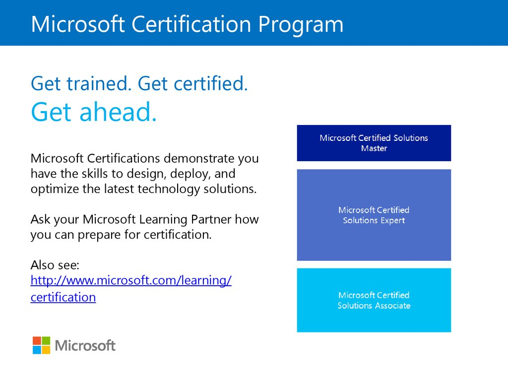 Microsoft Official Course Programming In C Online Presentation