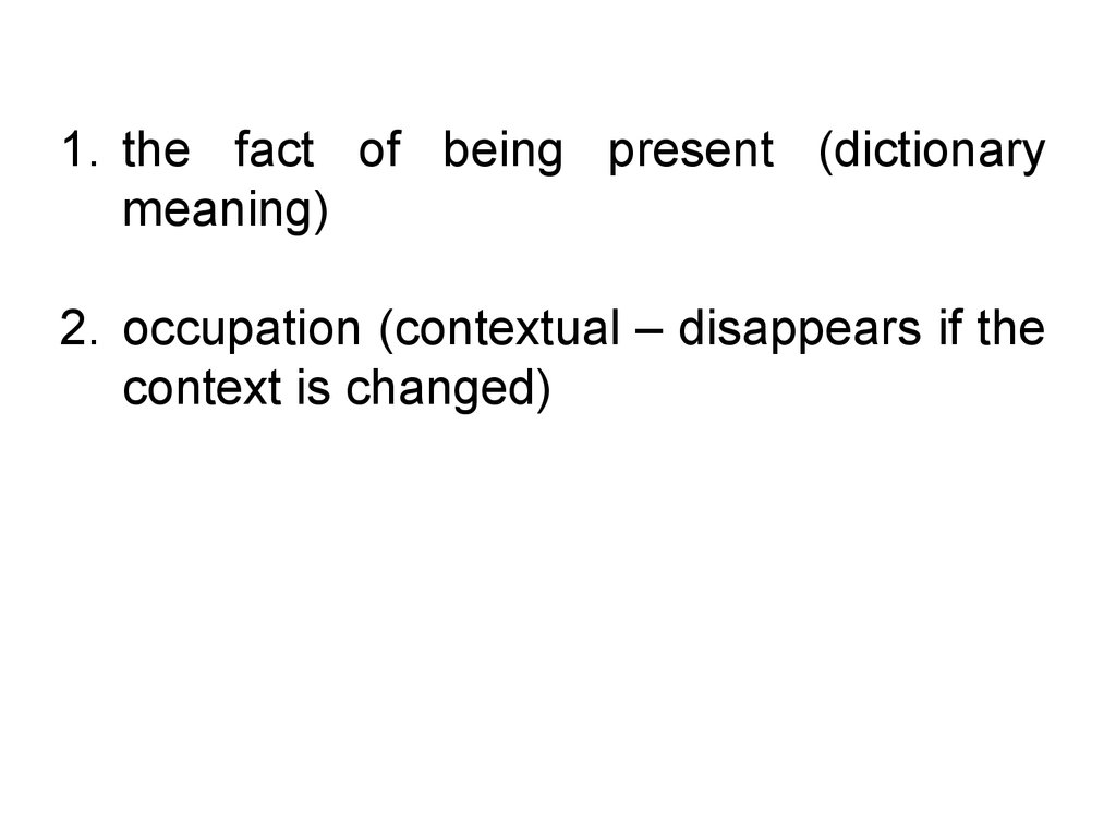 stylistic meaning What are stylistic devices  which de-viate from common usage mainly in the meaning of words, ie when a word (or a combination of words).