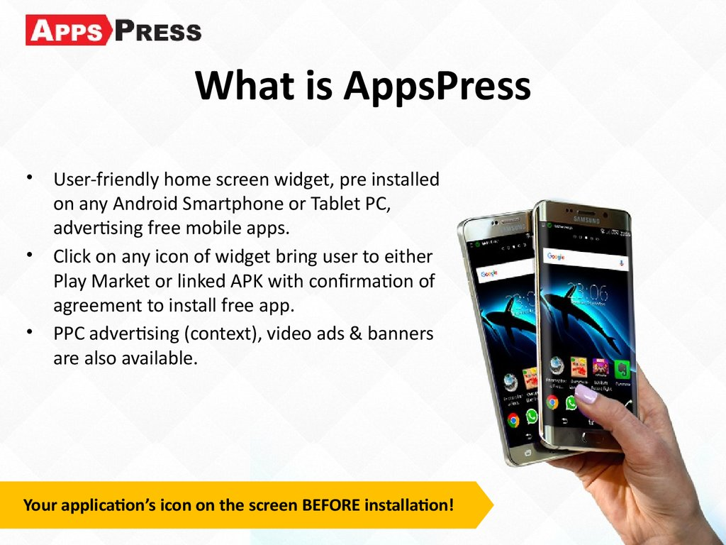 What is AppsPress