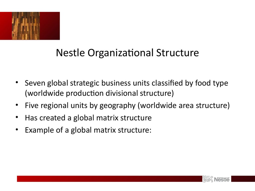managerial function of nestle Nestlé sweetens employee performance and development with the company can also align performance management with this article discusses the functions.