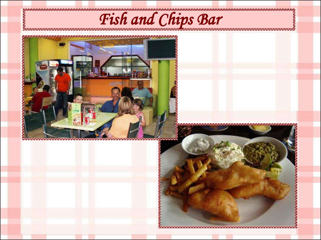 Fish and Chips Bar