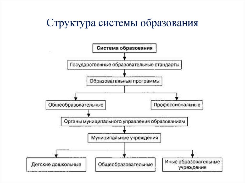 3 уровня высшего образования