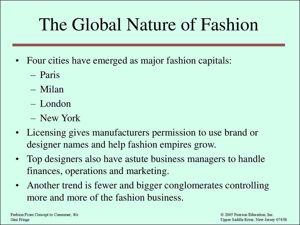 International Fashion Prezentaciya Onlajn