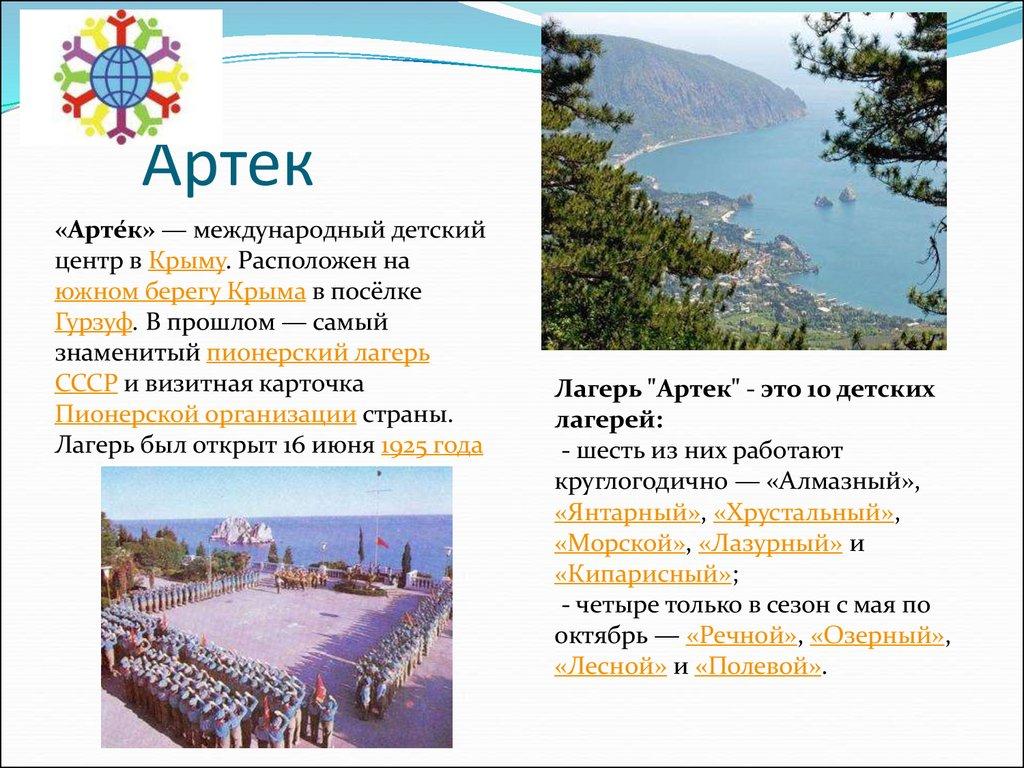 Полуостров Крым Презентация Для Детей