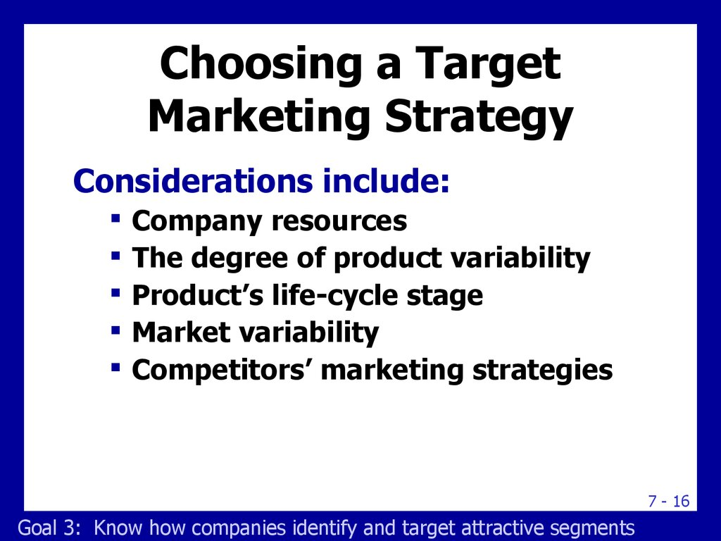 what is the relationship among market segmentation target marketing and positioning