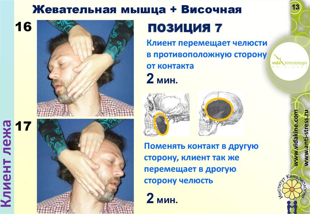 постизометрическая релаксация мышцы поясницы