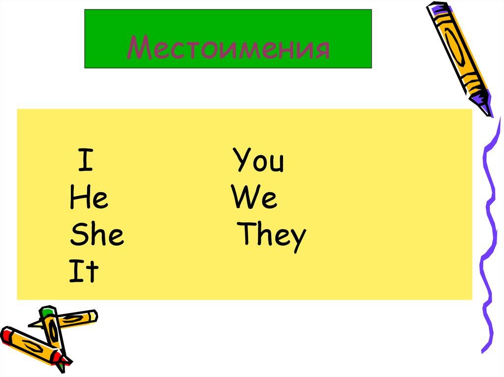 Личные местоимения в  grammarteicom