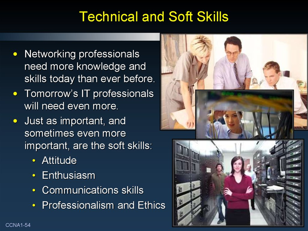 Technical and Soft Skills