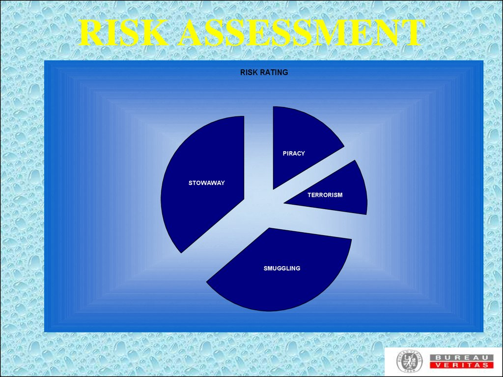 risk assessment of terrorism A risk assessment based upon a particular risk model may be helpful in counter terrorism activities by identifying which risk factors are most influential in changing the level of risk this could be useful in prioritising resources relevant to the specific risk factors.