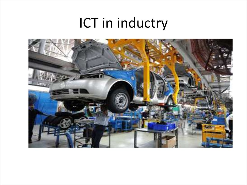 ICT in inductry