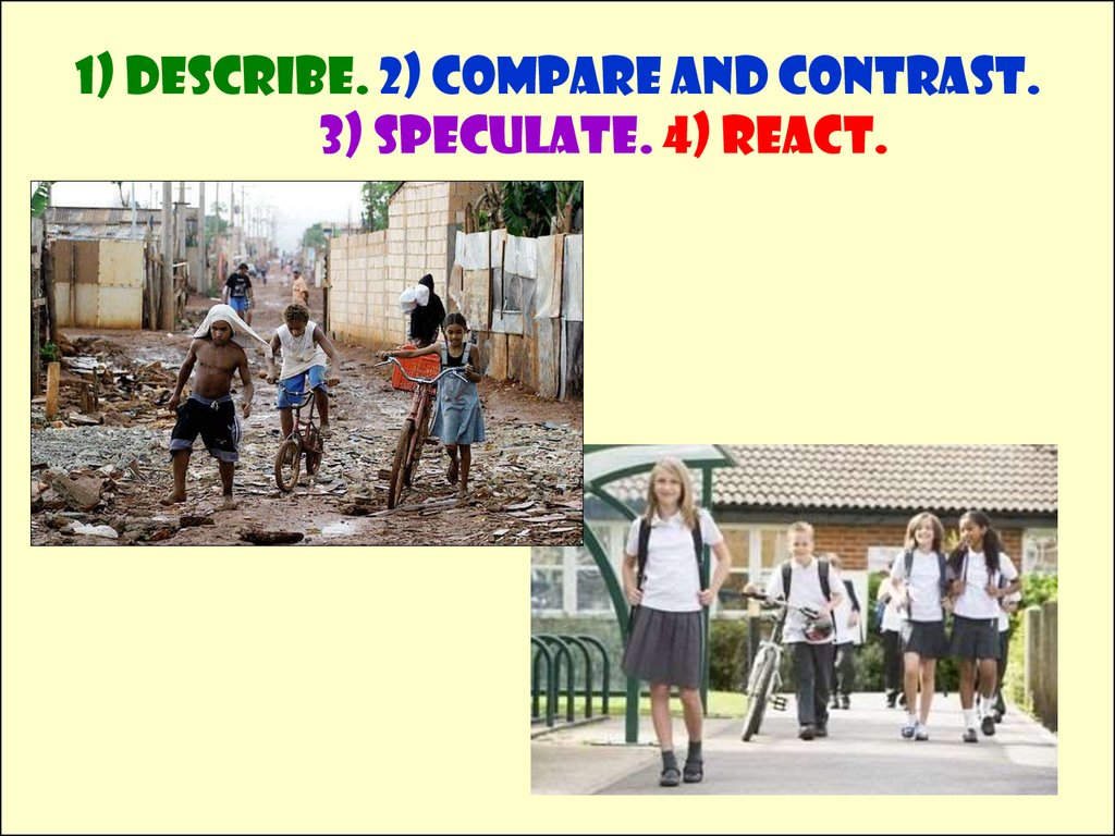 compare and contrast sports