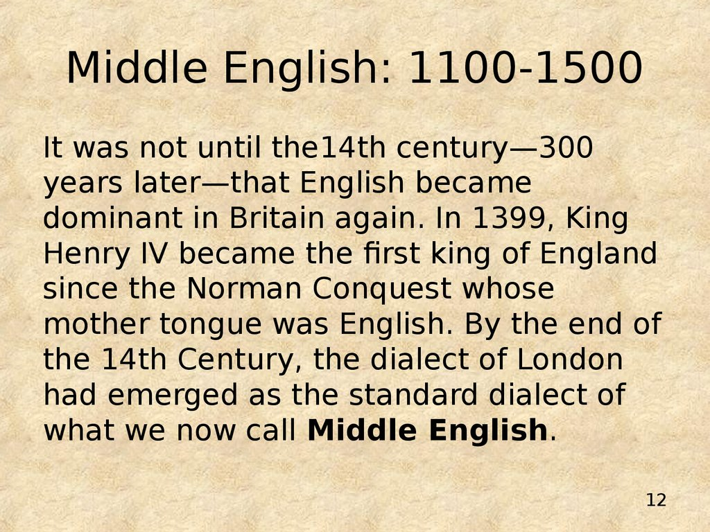 old english 500 1100 ad essay Old english (ænglisc, anglisc, englisc, pronounced [ˈæŋliʃ]), or anglo-saxon, is the earliest historical form of the english language, spoken in england and southern and eastern scotland in the early.