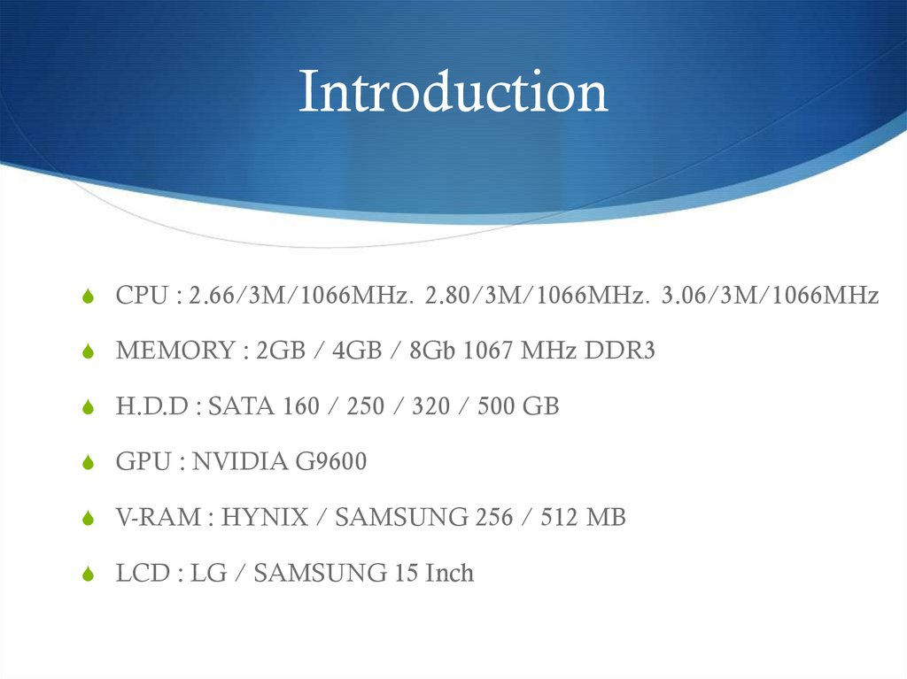 K19 SMT Issue List - online presentation