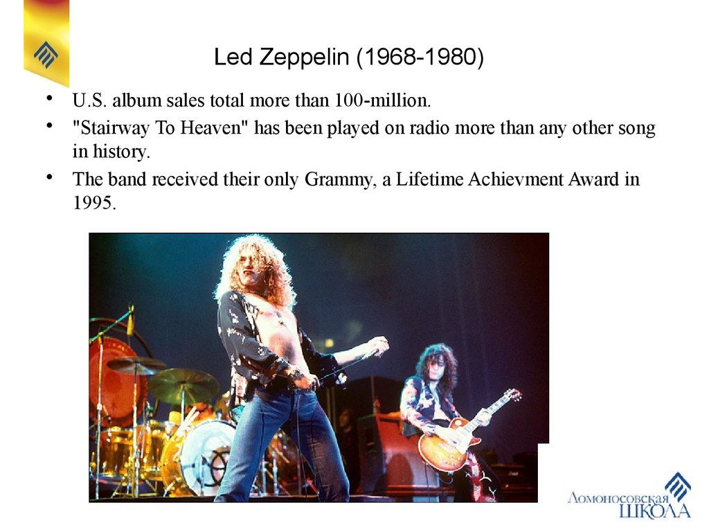 Led Zeppelin (1968-1980)
