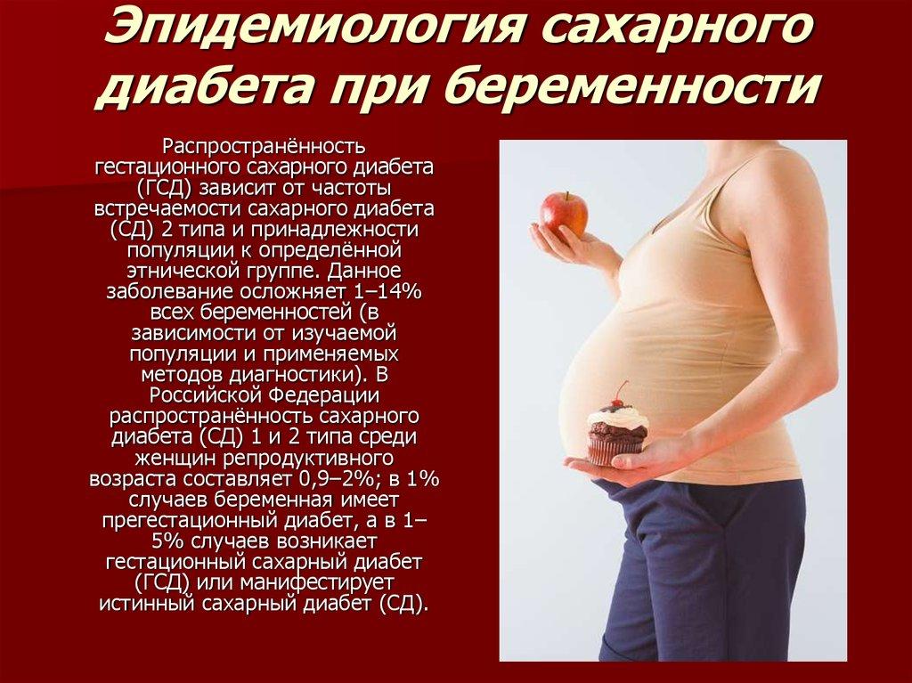 У кого гестационный диабет при беременности форум