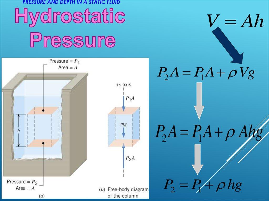 Hydrostatic Pressure  Communicating Vessels  Pascal U0026 39 S