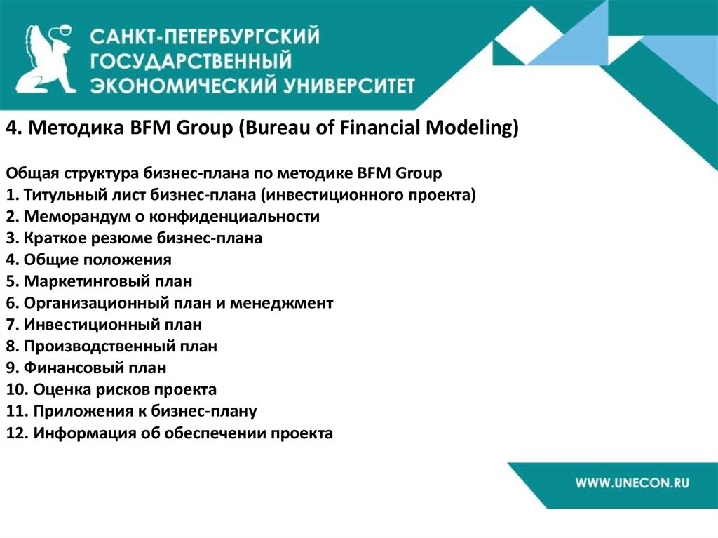 Bfm бизнес план маляр бизнес план