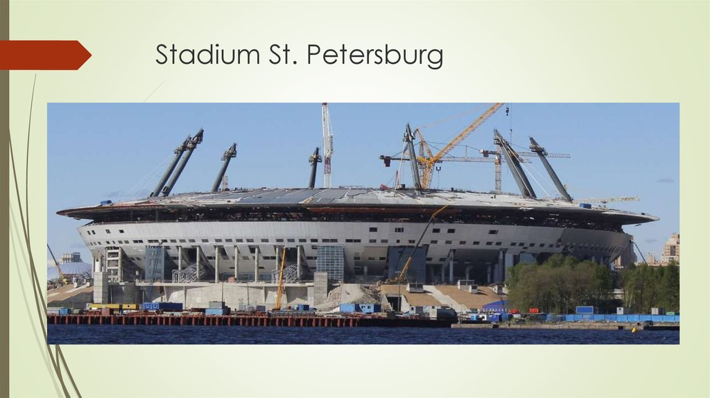 Stadium St. Petersburg